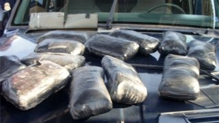 The cocaine was valued at $278,278. (Source: U.S. Customs and Border Protection)