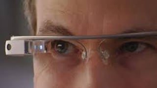 Google Glass is a hands-free computer worn like a pair of eyeglasses. (Source: CBS News)