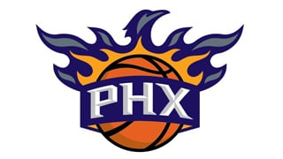 "The ""PHX"" bird logo has been updated. (Source: Phoenix Suns)"