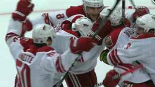 Phoenix Coyotes (Source: CBS 5 News)