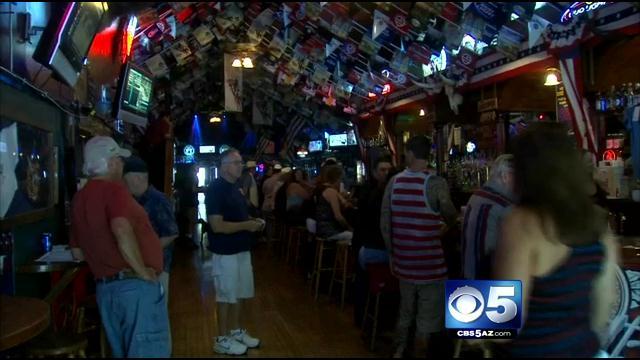 Matt's Saloon (Source: CBS 5 News)