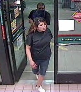 Surveillance photos of the suspects. (Source: Maricopa County Sheriff's Office)