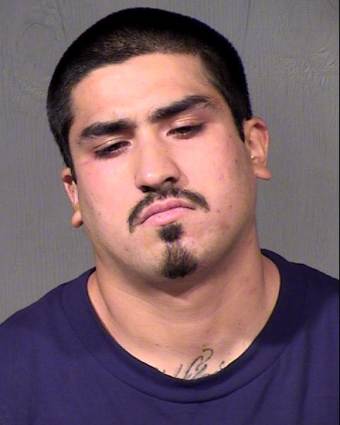Luis Alberto Flores (Source: Maricopa County  Sheriff's Office)