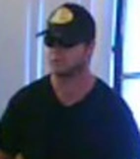 Mesa police are looking for a suspect behind a series of holdups at a massage parlor. (Source: Silent Witness)