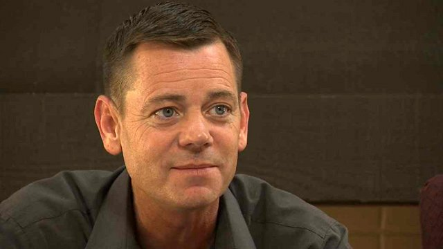 Dave Russell, the community manager for Circle Tree Condominiums in Mesa, says SB 1454 allows sex offenders, drug dealers and felons to move into any rental community they want. (Source: CBS 5 News)