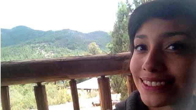Adrienne Salinas (Source: The Salinas family)