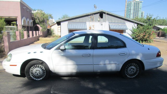 Tempe police release photo of Salinas' car (Source: Tempe Police Department)
