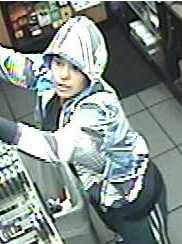 Wanted suspect in connection to Circle K robbery on Cave Creek Road. (Source: Silent Witness)