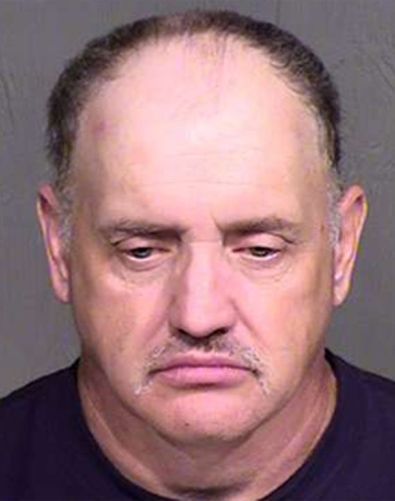 MCSO booking photo. (Source: Maricopa County Sheriff's Office)
