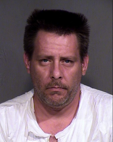 Suspect 42-year-old Garey Morrison (Source: Maricopa County Sheriff's Office)