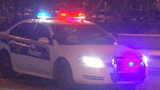 Pedestrian killed after hit by SUV. (Source: CBS 5 News)