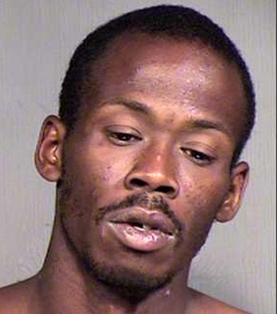 Mug shot of Jordan Newman from a previous arrest. (Source: Maricopa County Sheriff's Office)