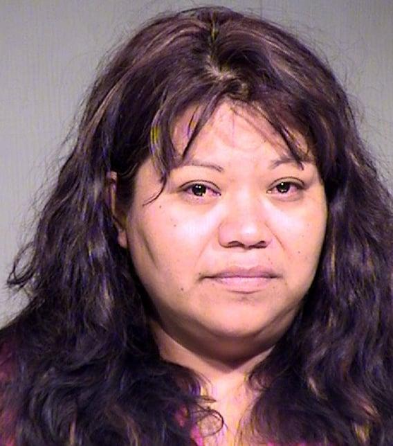 Maria Estella Martinez-Hernandez (Source: Maricopa County Sheriff's Office)