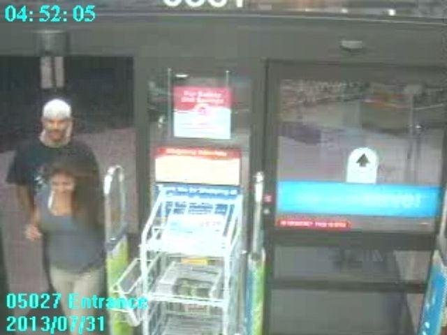 """Surveillance images show these """"persons of interest"""" walking into one of the businesses along Fry Blvd. (Source: Cochise County Sheriff's Office)"""