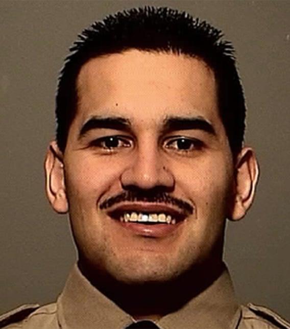 Pima County Sheriff's Deputy Jesus Davila (Source: Pima County Sheriff's Department)