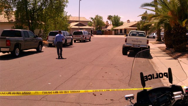Chandler girl extremely critical after drowning call. (Source: CBS 5