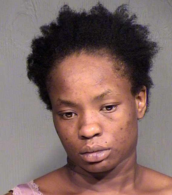 Joscilin Smith (Source: Maricopa County Sheriff's Office)