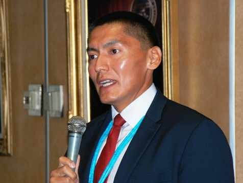 State Senator Carlyle Begay. (Source: http://www.azcapitoltimes.com)