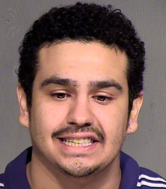 Steven Flores (Source: Maricopa County Sheriff's Office)