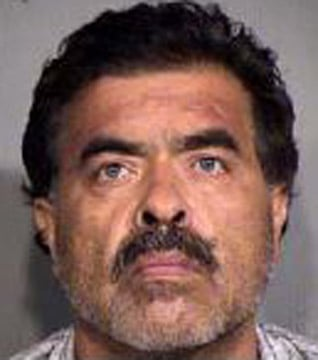 Enrique Morales Velazquez, 53, was arrested Tuesday by Phoenix police. (Source: Pinal County Sheriff's Office)