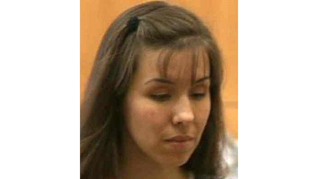 Jodi Arias. (Source: CBS 5 News)