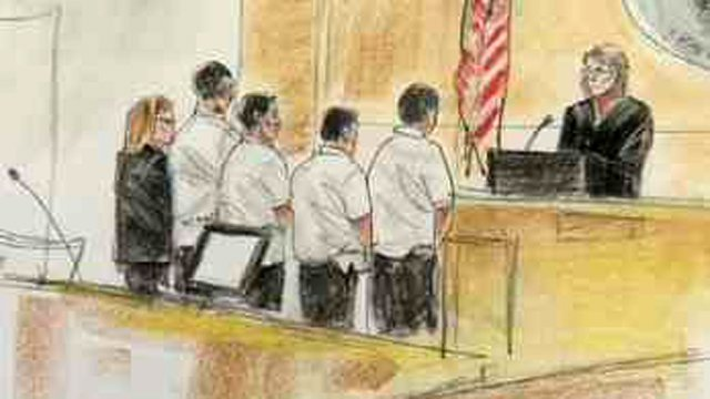 (Source: Maggie Keane, courtroom artist)