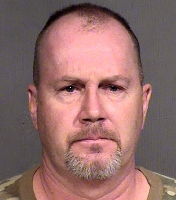 Richard Malley (Source: Maricopa County Sheriff's Office)