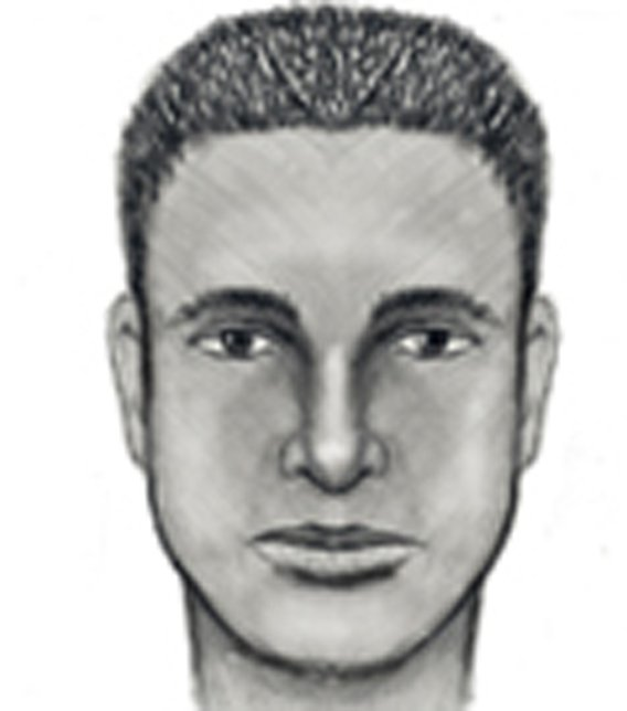Composite sketch of a suspect in connection with the shooting death of Jorge Vargas. (Source: Silent Witness)