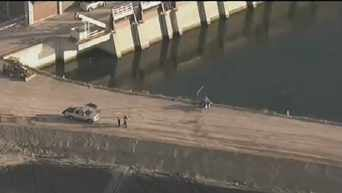 The body was found in a Central Arizona Project canal near Bush Highway and Granite Reef Dam Road. (Source: CBS 5 News)