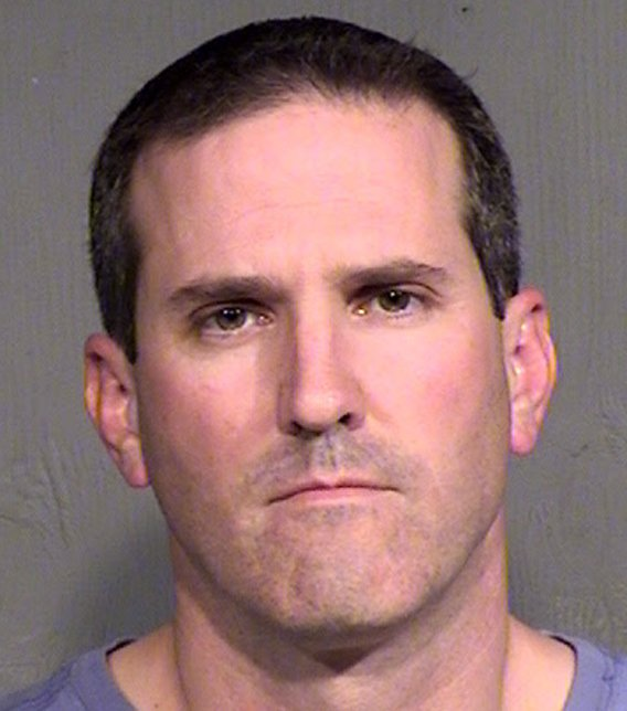 Phoenix police Lt. Dalin Webb (Source: Maricopa County Sheriff's Office)