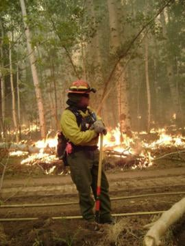 2011 Wallow Fire (Source: U.S. Forest Service)