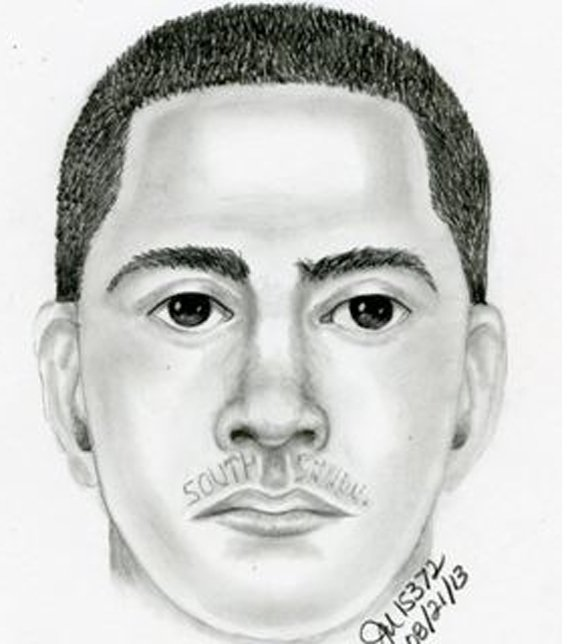 Composite sketch released of Gilbert carjacking suspect. (Source: Gilbert Police Department)