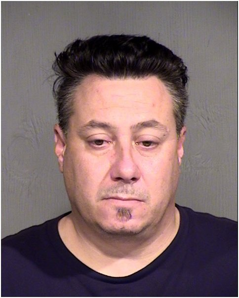 Ivan R. Mosqueira (Source: Maricopa County Sheriff's Office)