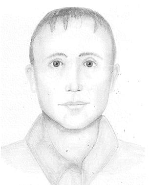 Composite sketch of the suspect. (Source: Tempe Police Department)