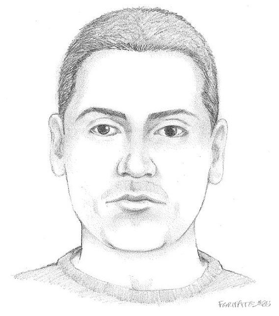 "The second suspect is described as having a ""round"" face.(Source: Tempe Police Department)"