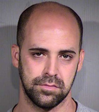 Daniel Bryant Gray, 31  (Source: Maricopa County Sheriff's Office)