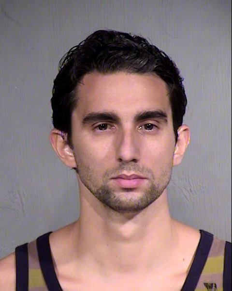 Peter Ospitale, 28 (Source: Maricopa County Sheriff's Office)