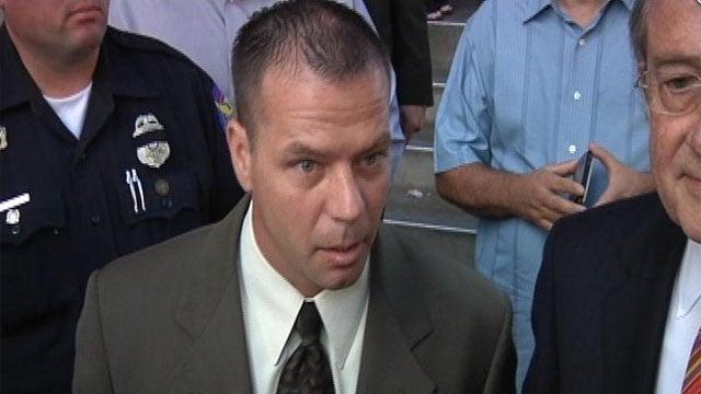 Former Phoenix police officer Richard Chrisman. (Source: CBS 5 News)