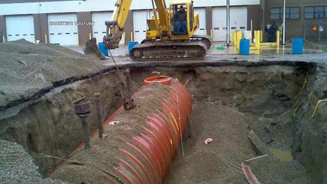 Thousands of underground fuel tanks at risk of leaking ...