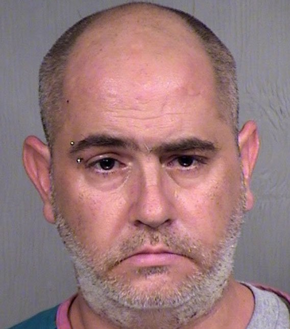 Michael Gates (Source: Maricopa County Sheriff's Office)