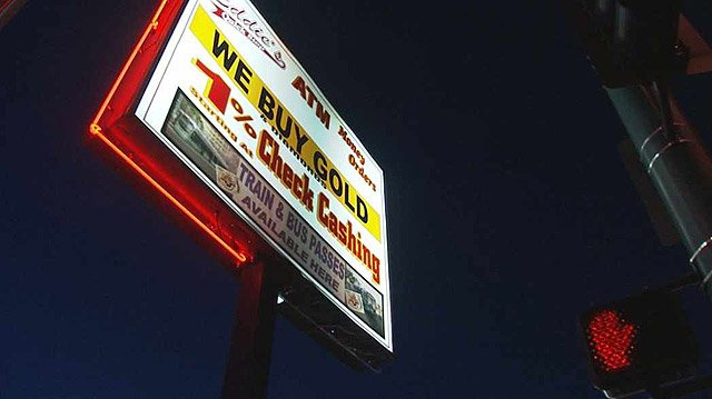 Eddie's Quick Stop is near 19th Avenue and Camelback Road. (Source: CBS 5 News)