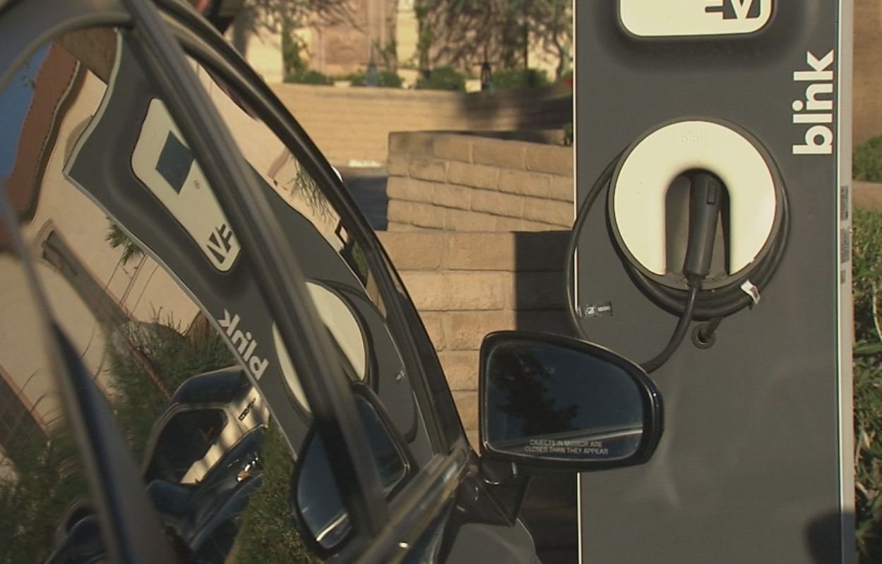 ECOtality operates the Blink charging stations.