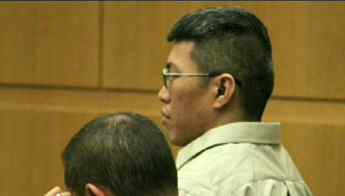 In court Monday, Jonathan Doody sat through closing arguments. (Source: CBS 5 News)