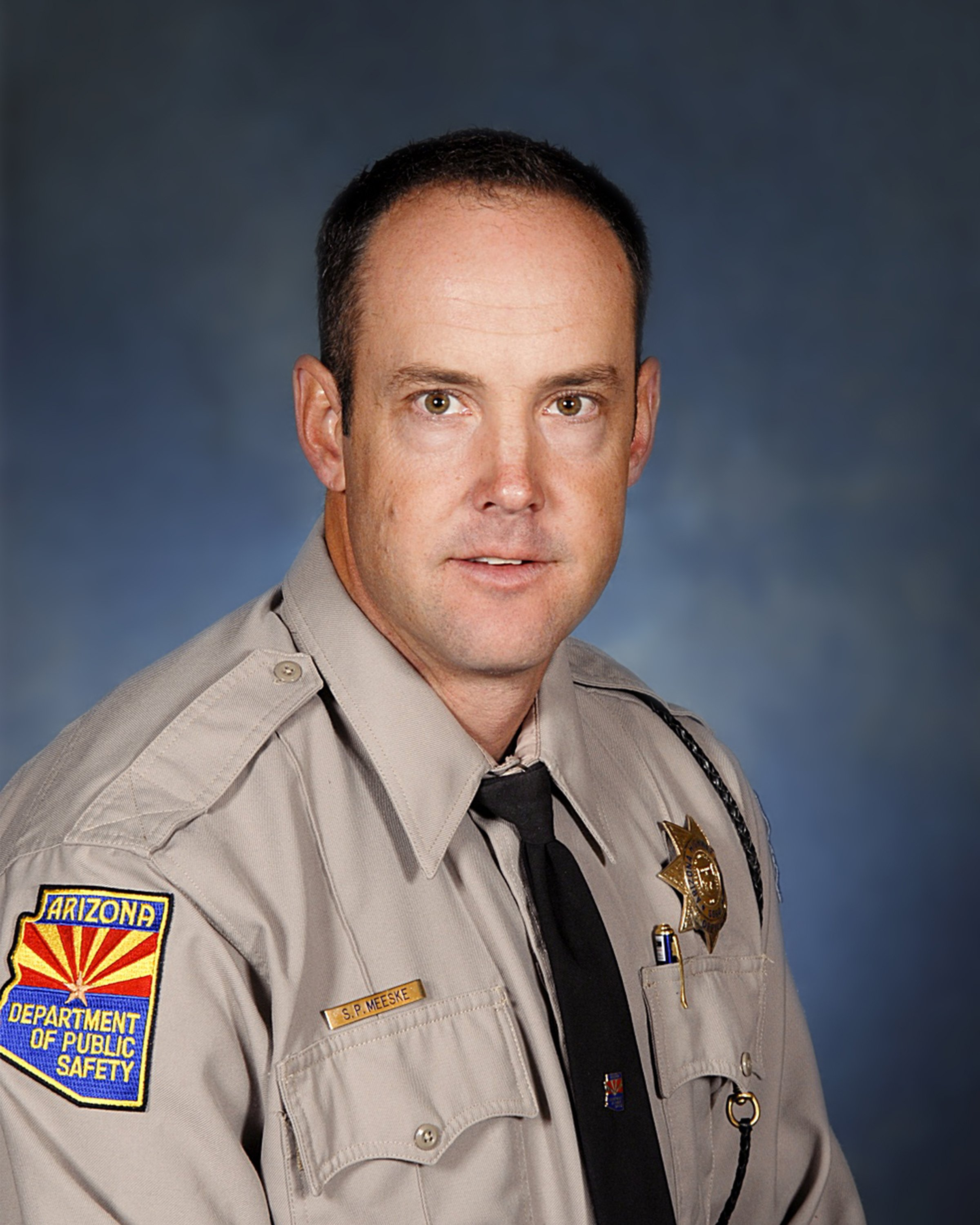 DPS Officer Seth Meeske (Source: Arizona Dept. of Public Safety)