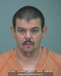 Robert Acuna (Source: Pinal County Sheriff's Office)