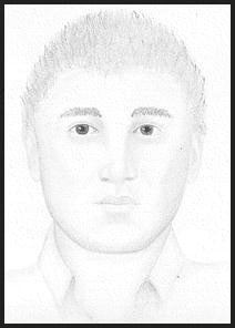 Tempe police released this sketch of the suspect from the Sept. 21 attack. (Source: Tempe Police Department)