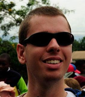 Tanner Robinson (Source: Foundation for Blind Children)