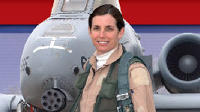 Martha McSally (Source: mcsallyforcongress.com)