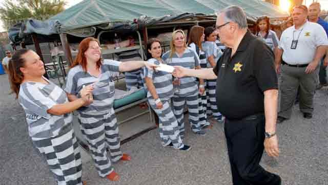 Maricopa County Sheriff Joe Arpaio (Source: AP)