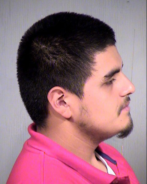Amador Cuebas (Maricopa County Sheriff's Office)